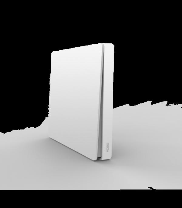 Aqara jedno-tlačidlový batériový nástenný vypínač