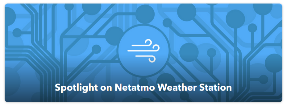 ifttt-applet-netatmo-weather-station
