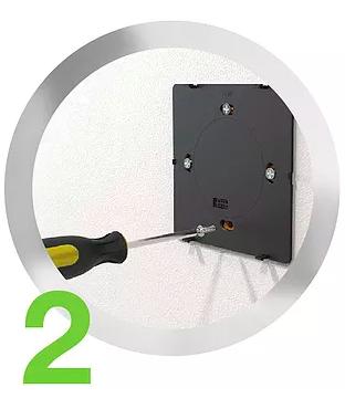Heltun Z-Wave dotykový vypínač, 2 tlačidlá, Zwave 700, čierny 5