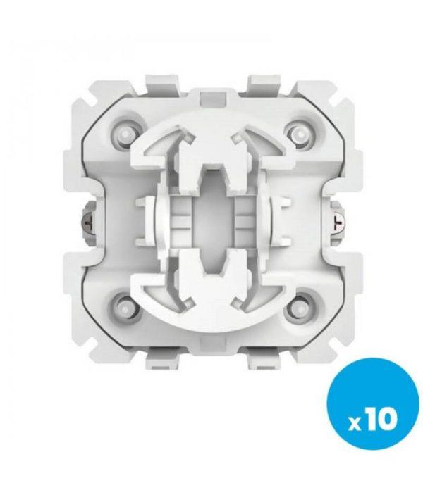 FIBARO Walli switch vnútro, inteligentný vypínač na svetlo bez krytu,10ks