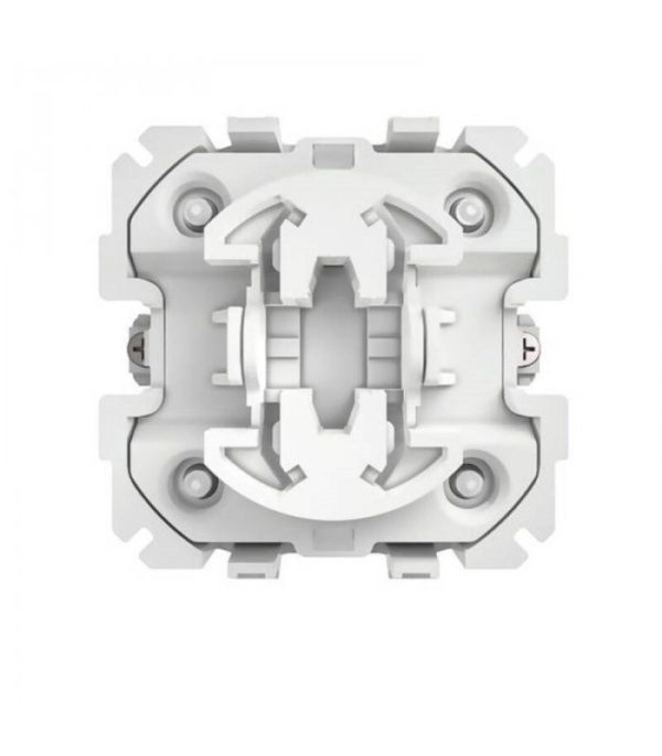 FIBARO Walli switch vnútro, inteligentný vypínač na svetlo bez krytu