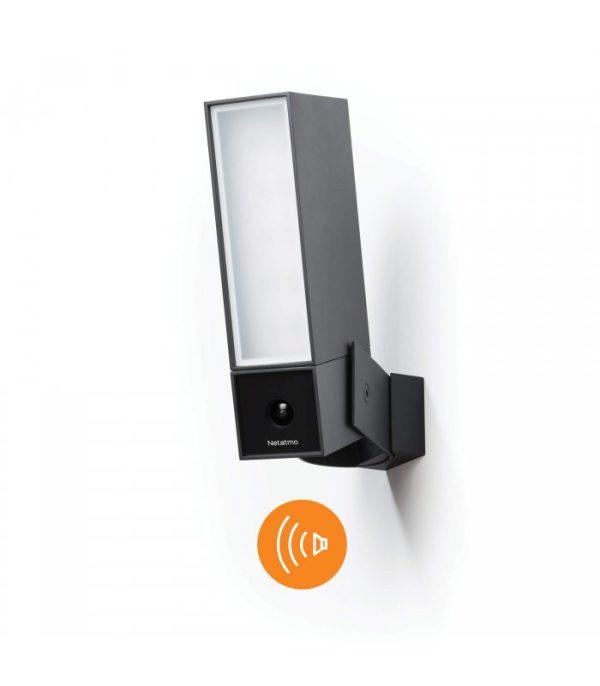 Netatmo Smart Outdoor kamera so sirénou
