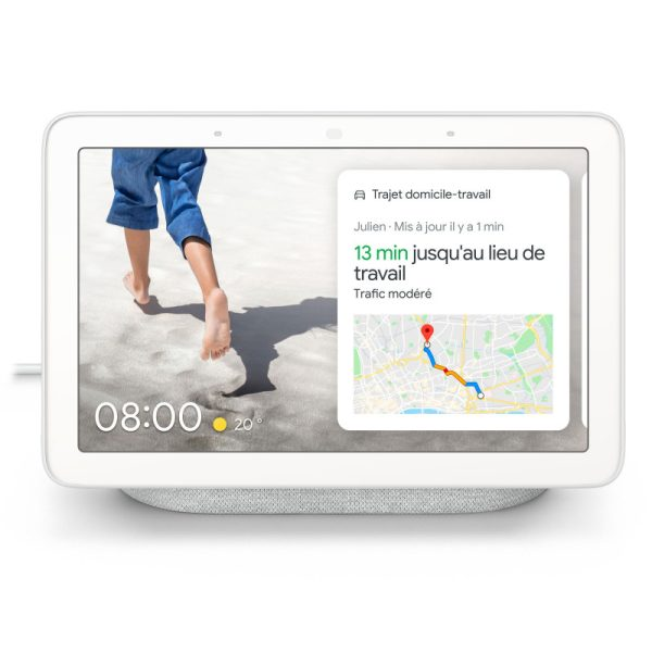 google-nest-intelligent-speaker-with-display-google-nest-hub-chalk