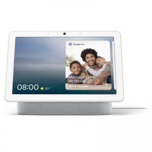 google-nest-intelligent-speaker-with-display-google-nest-hub-max-chalk
