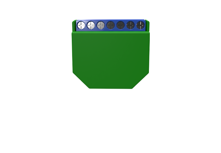 Shelly Dimmer 2, stmievací modul 4