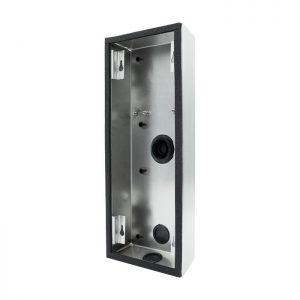 DoorBird D2102V/D2103V montážna krabica, nehrdzavejúca oceľ