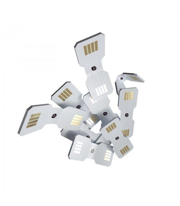 image-Nanoleaf Light Panels PCB Flexible Linkers (9 Pieces)