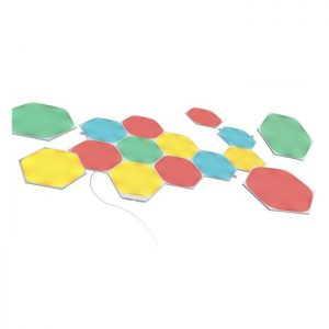 Nanoleaf Shapes Hexagons Starter Kit Max (15 Panelov)