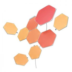 Nanoleaf Shapes Hexagons Starter Kit (9 Panelov)