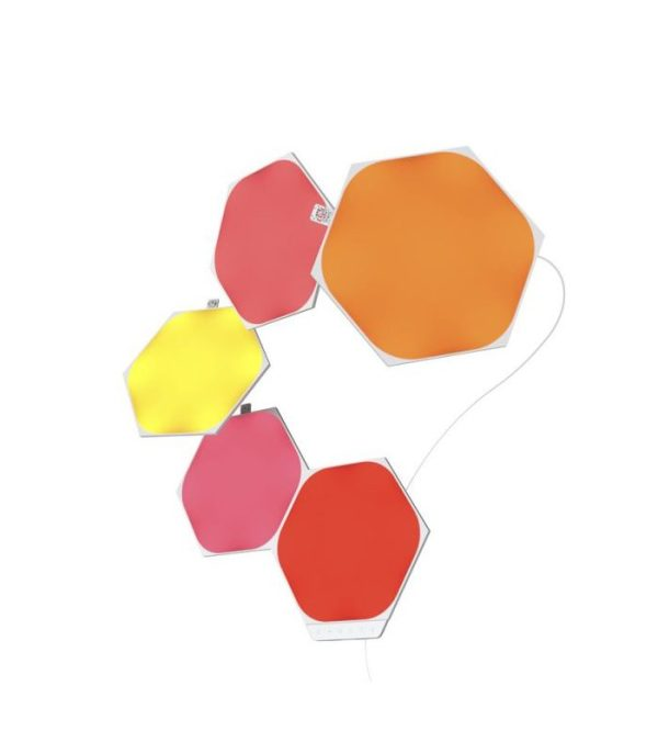 Nanoleaf Shapes Hexagons Starter Kit Mini (5 Panelov)