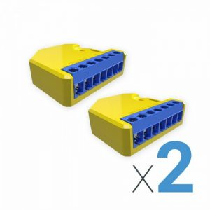 Shelly RGBW2 WiFi relé na farebné LED pásy 4x PWM, balenie po 2ks