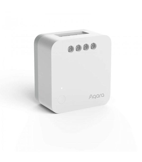 Aqara Single Switch Module T1, ZigBee jedno-kanálový spínač bez neutrálu