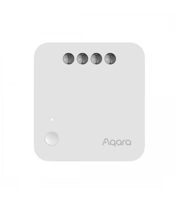 image-Zigbee spínací modul - AQARA Single Switch Module T1 (No Neutral) (SSM-U02)