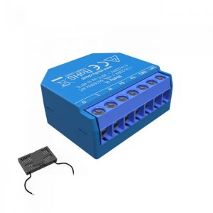 Shelly 1L + bypass 2v1, WiFi spínací modul bez potreby neutrálneho vodiča