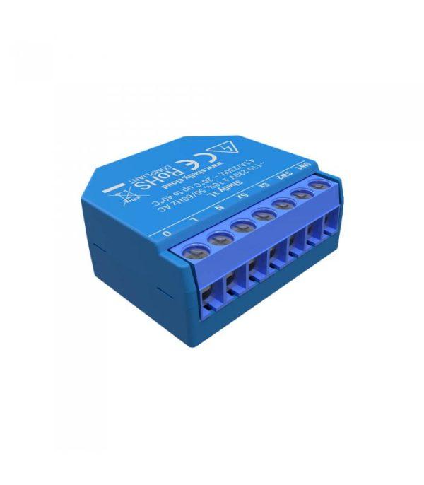 Shelly 1L, WiFi spínací modul bez potreby neutrálneho vodiča
