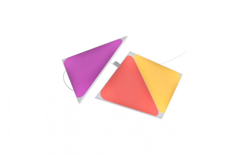 Nanoleaf Shapes Triangles Expansion Pack (3 panely) 4