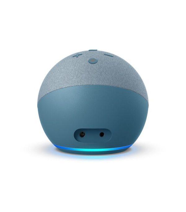Amazon echo dot 4 twilight blue
