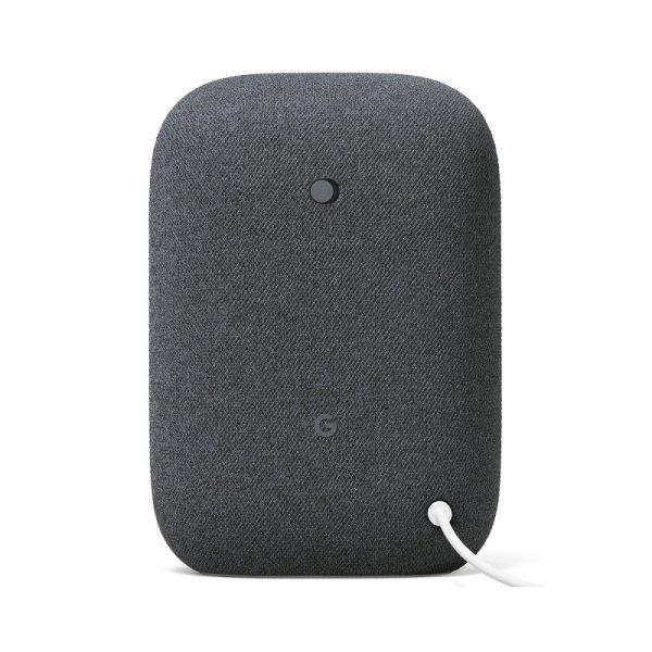 google-nest-intelligent-speaker-google-nest-audio-charcoal