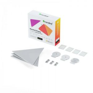 image-Nanoleaf Shapes Triangles Expansion Pack (3 Panels)