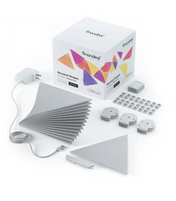Nanoleaf Shapes Triangles 15 Starter Kit