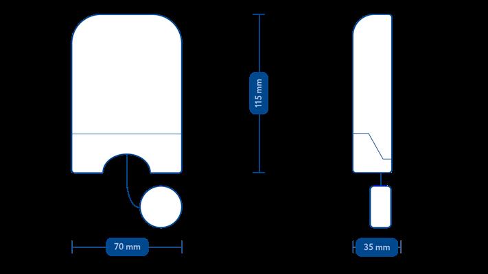 Frient Electricity Meter Interface, ZigBee čítač elektromeru 12