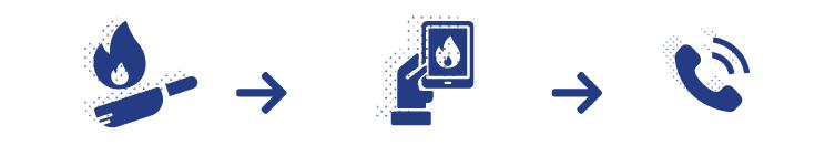 Frient Intelligent Heat Alarm, ZigBee 3.0 požiarny senzor 10