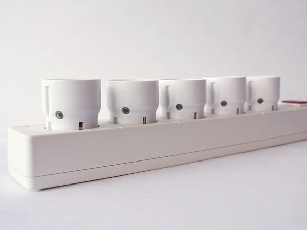 Frient Smart Plug Mini, ZigBee zástrčka, typ F 1
