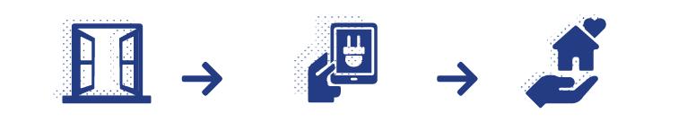 Frient Entry Sensor Pro, ZigBee 3.0 dverový a oknový senzor 7