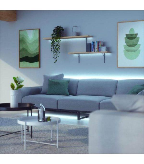 image-Nanoleaf Essentials Light Strips Expansion, 1m