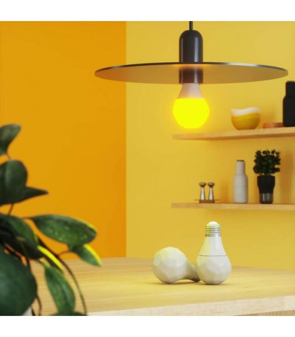 image-Nanoleaf Essentials Smart A19 Bulb, E27