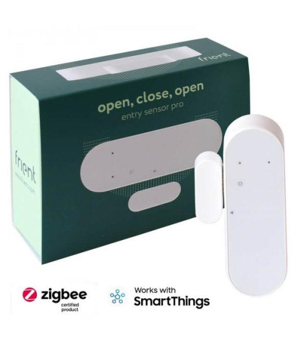 image-Zigbee dverový a oknový senzor - frient Entry Sensor Pro