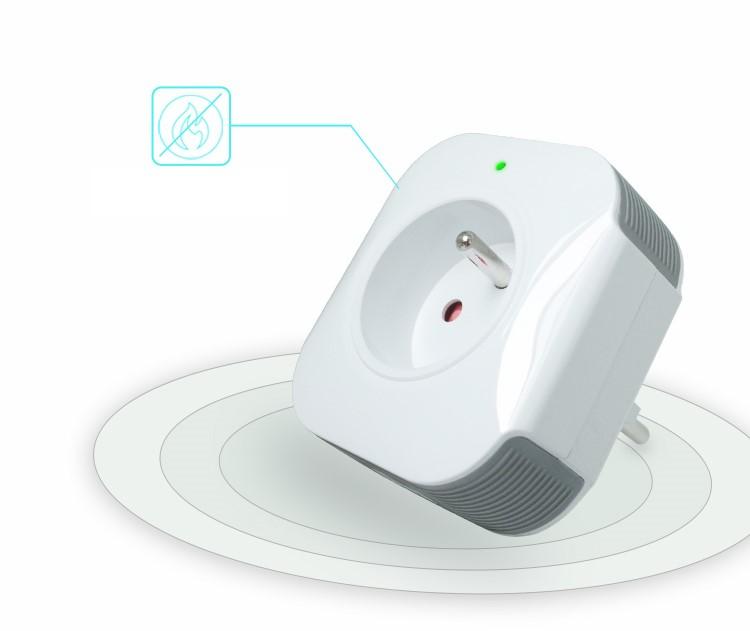 Kesen smart zásuvka s USB, WiFi, Tuya a Smart Life kompatibilný 5