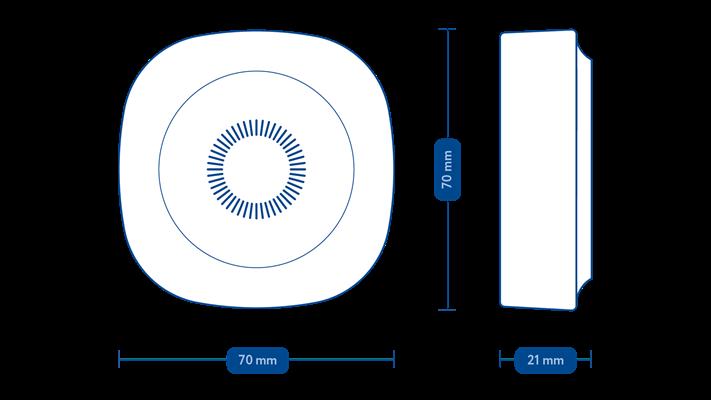 Frient Smart Humidity Sensor