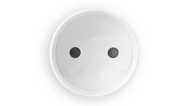 Frient Smart Plug Mini, ZigBee zástrčka, typ F 10