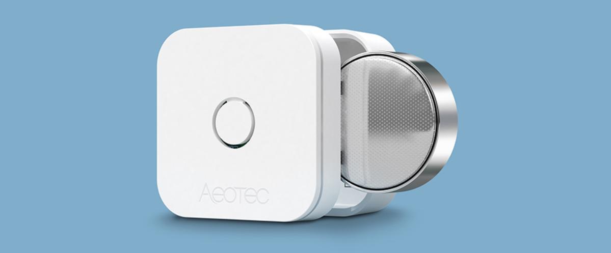 Aeotec AërQ senzor teploty a vlhkosti, Z-Wave Plus V2 4