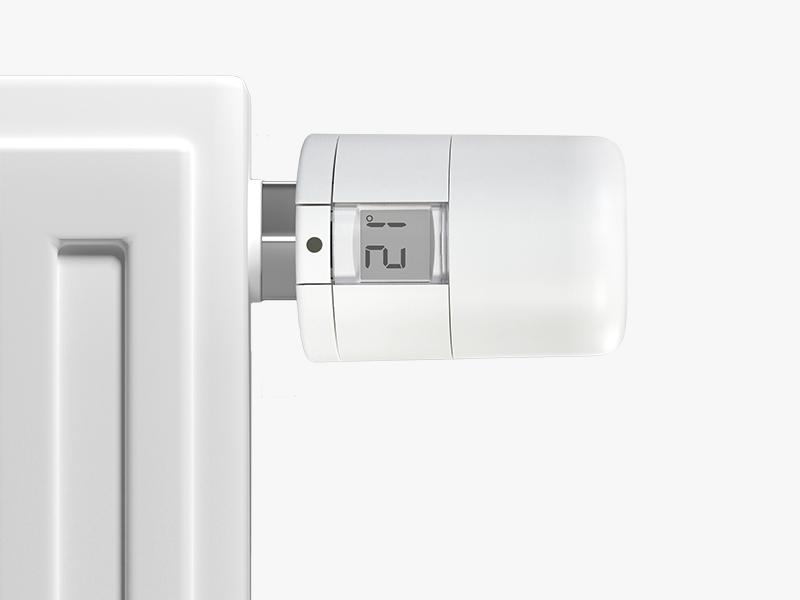 POPP Smart Thermostat, ZigBee radiátorová hlavica 1