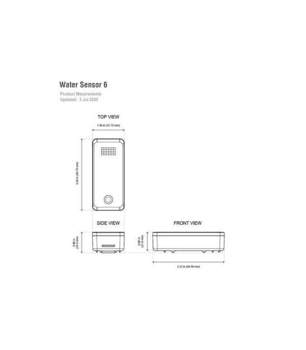 image-AEOTEC Water Sensor 6 & Dock Kit (ZW122-C and ZW160-Z)