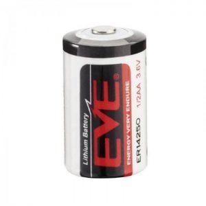image-Lítiová batéria EVE ENERGY ER14250 1/2AA 3,6V 1200mAh, 1ks