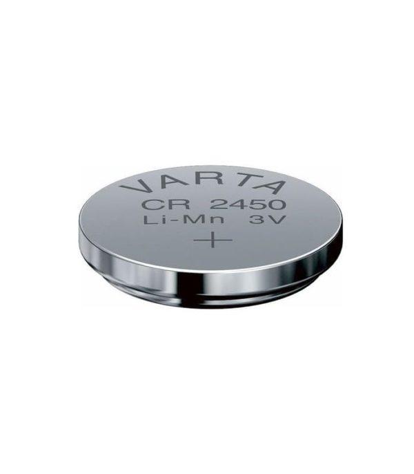 VARTA CR2450 lítiová batéria, 3V, LiMnO2, 630mAh, 1ks
