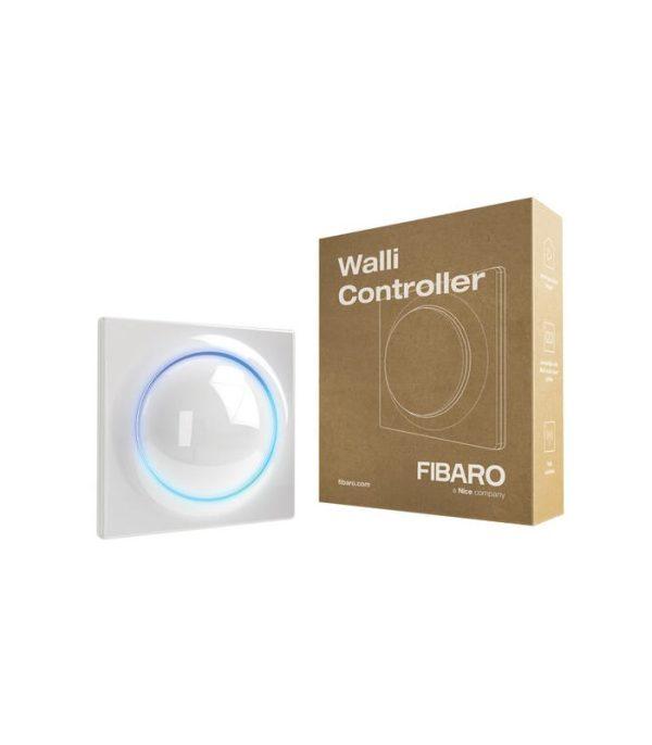 image-Nástenný ovládač scén - FIBARO Walli Controller (FGWCEU-201-1)