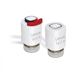 Salus T30NC230 Termopohon, 230V, 50 Hz, 3W, NC (bez prúdu uzatvorená)