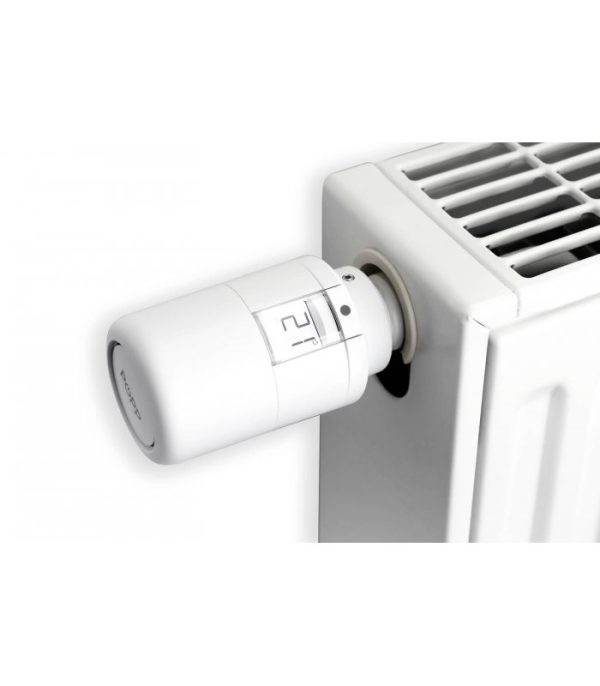 image-Zigbee radiátorová hlavica - POPP Smart Thermostat (Zigbee) (701721)