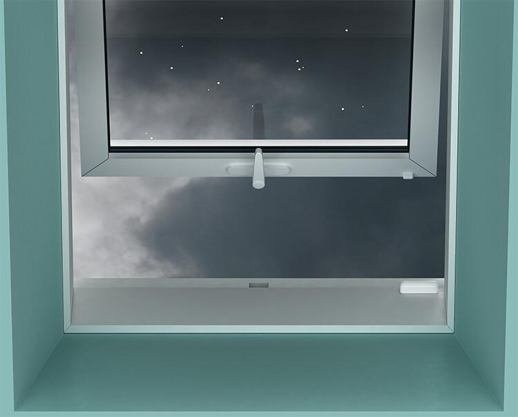 Aeotec Door Window Sensor 7, Z-Wave Plus V2 dverný senzor 9