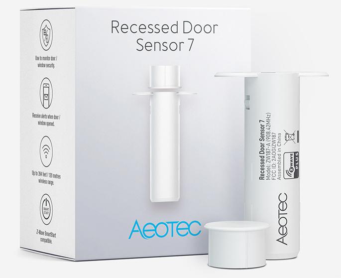 Aeotec Recessed Door Sensor 7