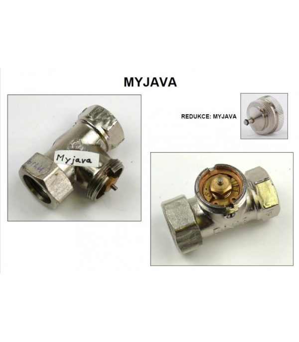 Redukcia na hlavicu pre ventily Myjava - RE-M