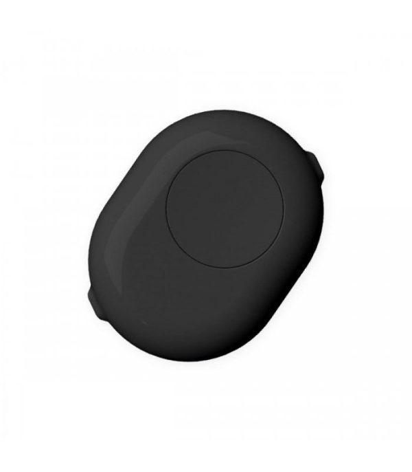 Shelly Button, kryt s tlačidlom pre Shelly 1, Shelly 1PM, čierny