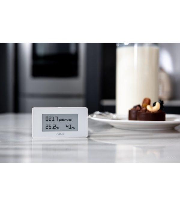 image-Zigbee senzor kvality vzduchu - AQARA TVOC Air Quality Monitor (AAQS-S01)