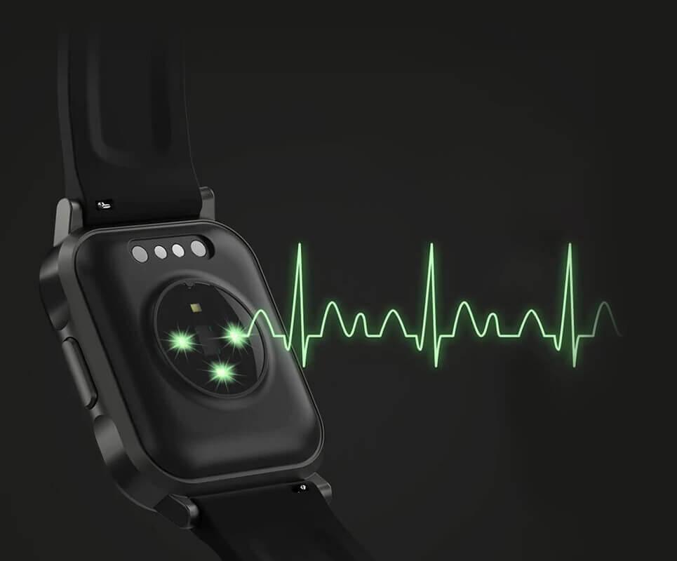 Xiaomi Haylou LS02, smart hodinky 6