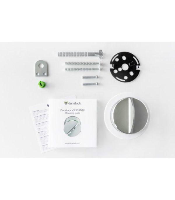 image-Danalock V3 Inteligentný zámok Bluetooth & Z-Wave