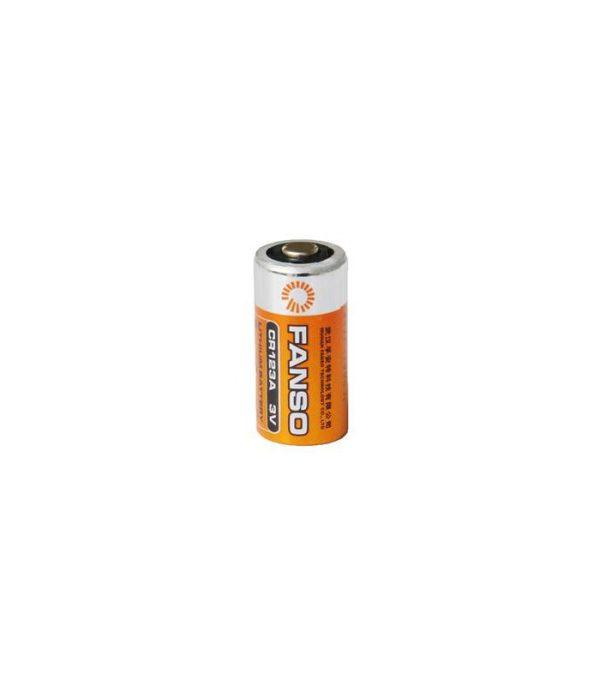 image-Lítiová batéria FANSO CR123A 3V, 1 ks